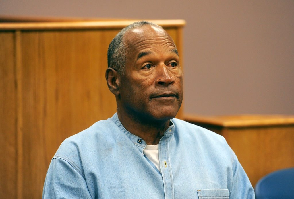 OJ Simpson has joined Twitter.
